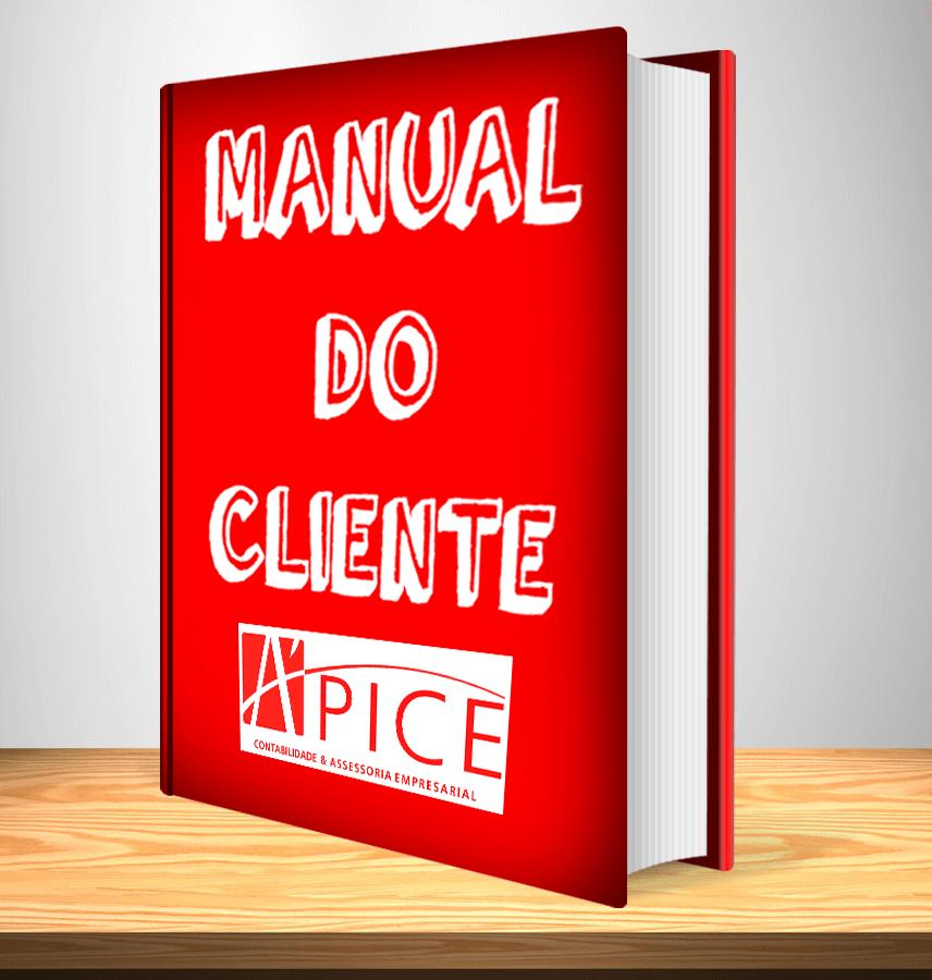 Manual Do Cliente Ápice Contabilidade & Assessoria Empresarial