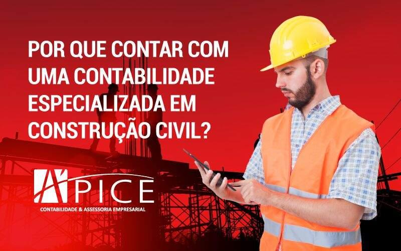 contabilidade especializada em construção civil