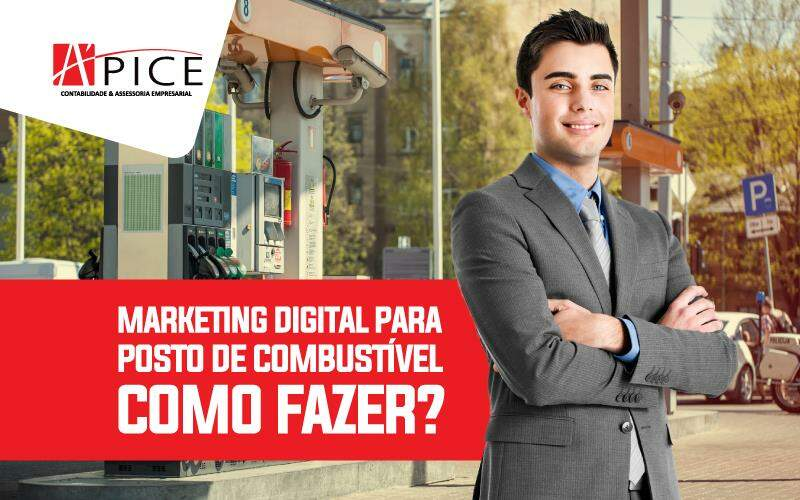 MARKETING DIGITAL PARA POSTO DE COMBUSTÍVEL